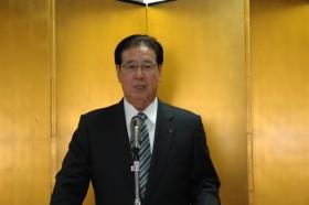 中村 秀夫 理事長